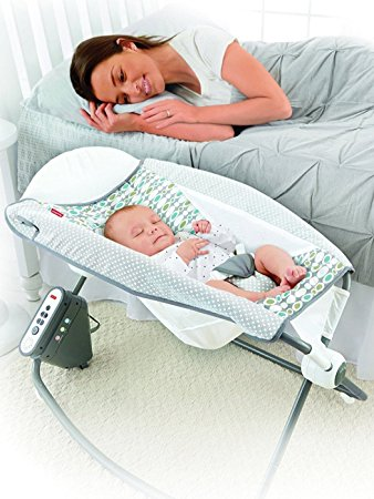 Fisher Price Auto Rock N Play Sleeper Only 48 45 Shipped Reg 80