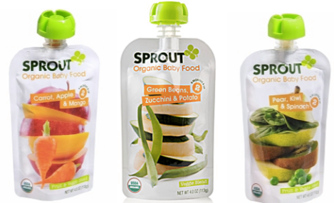 Where To Buy Sprout Organic Baby Food