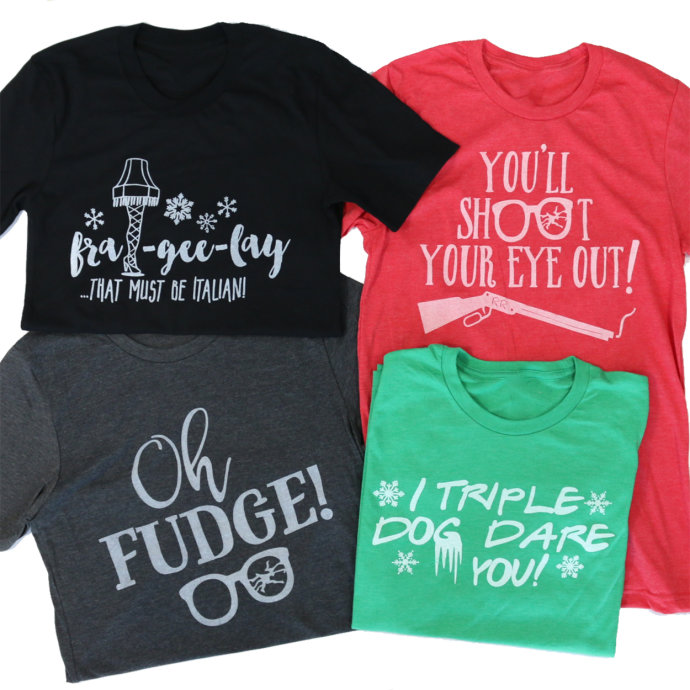 Christmas Story Shirts.Your Favorite Christmas Story Tees Only 13 99 Reg 28
