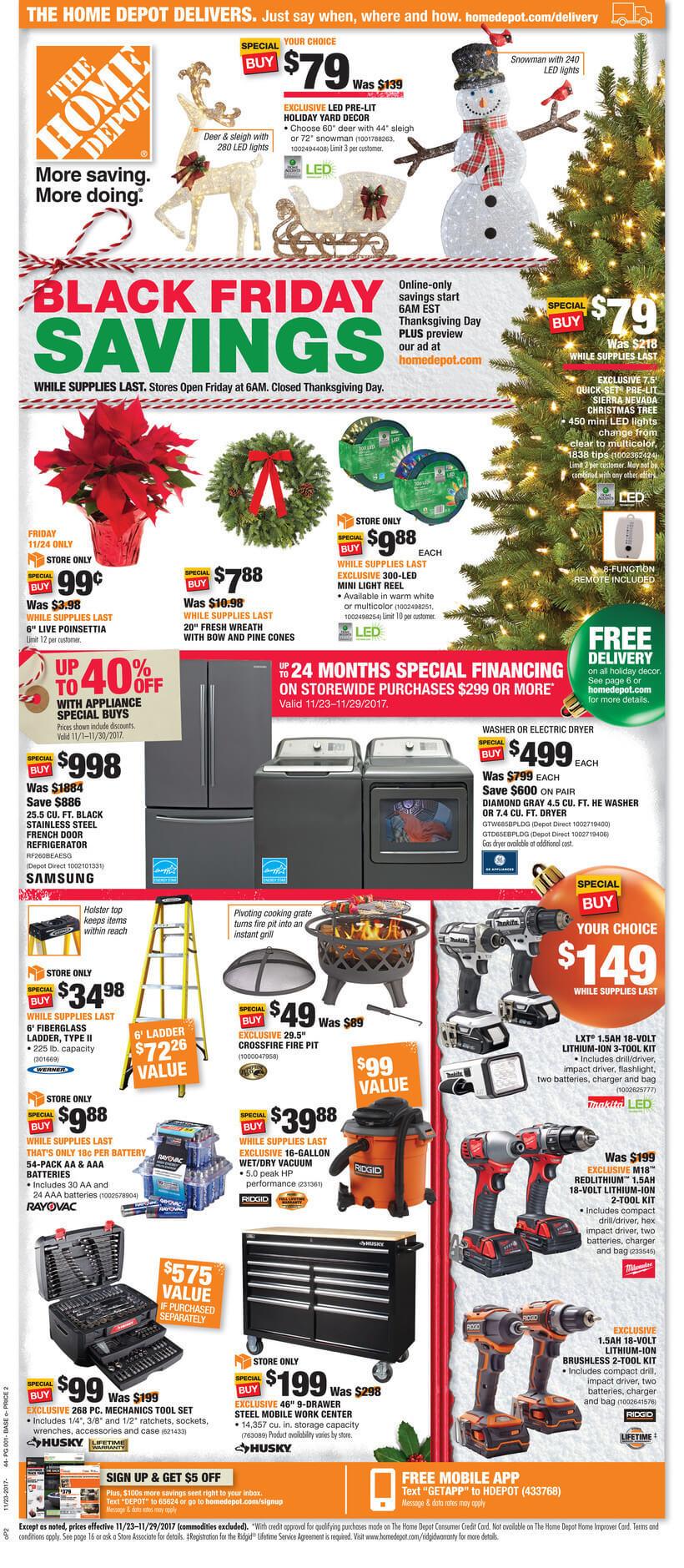 The Home Depot Spring Black Friday Savings TV Commercial, 'Nexgrill' -  iSpot.tv