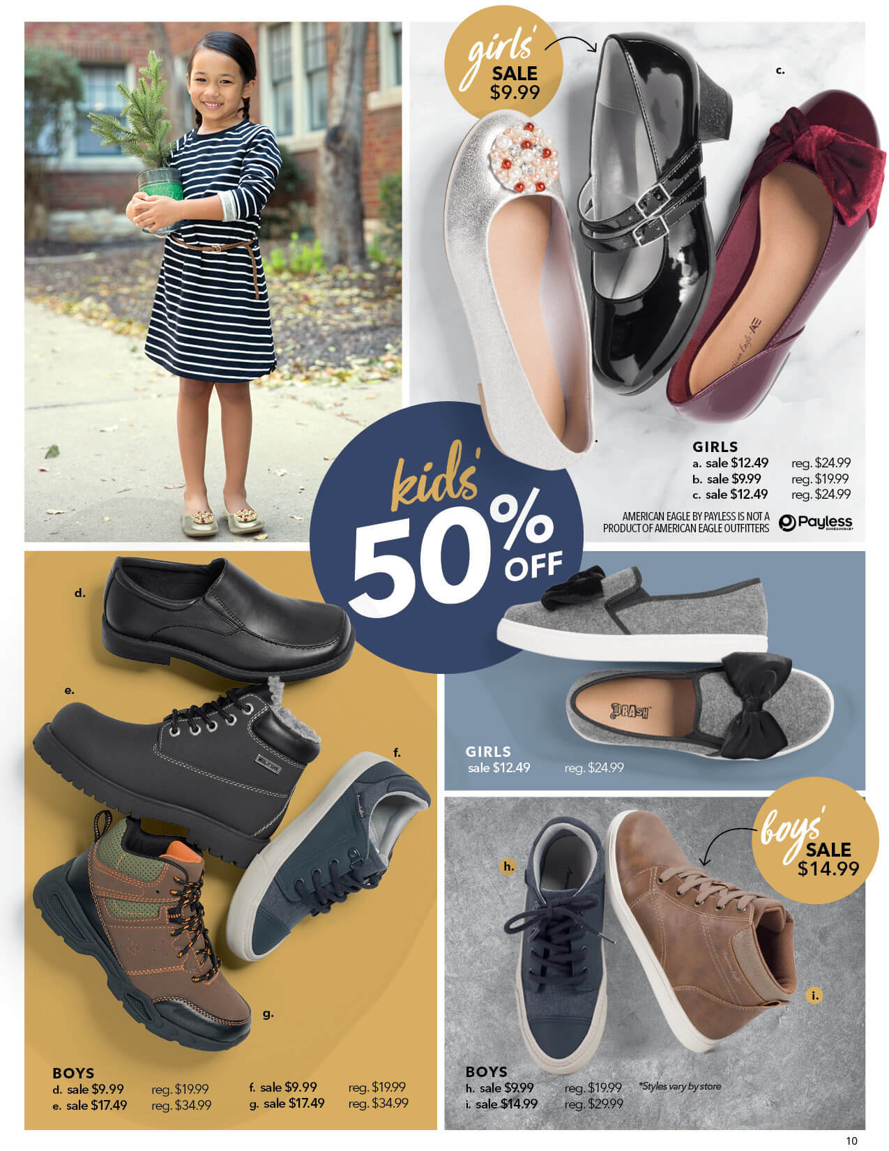 4df524b9ebdc Payless Shoesource Black Friday Ad 2018. Elegant Book Of Ankle Boots For ...