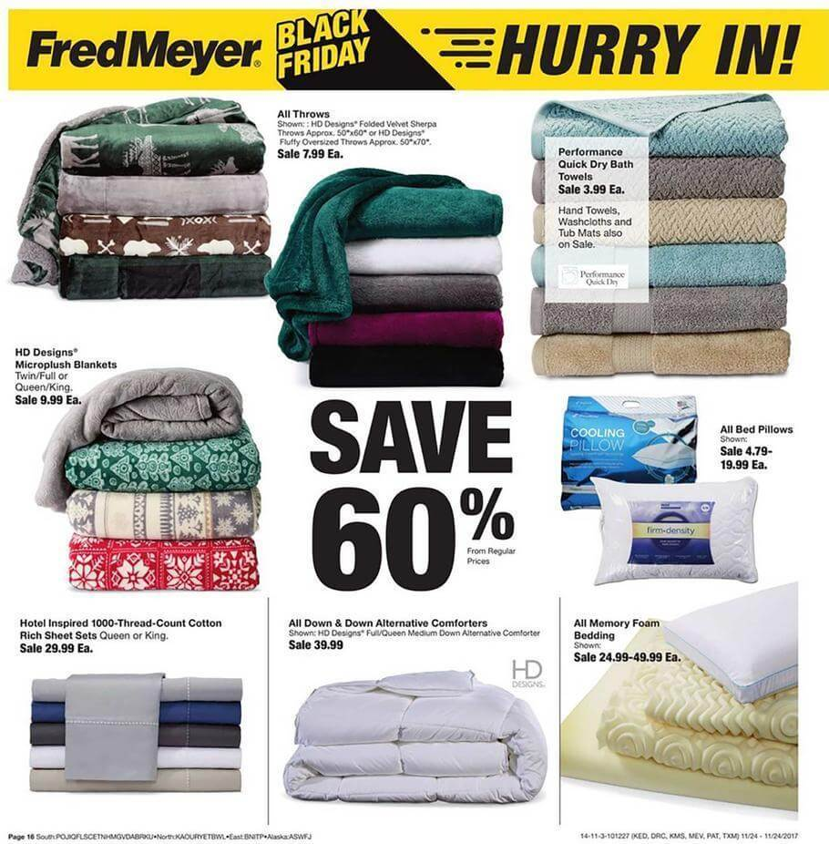 Fred Meyer Black Friday Ad 2017