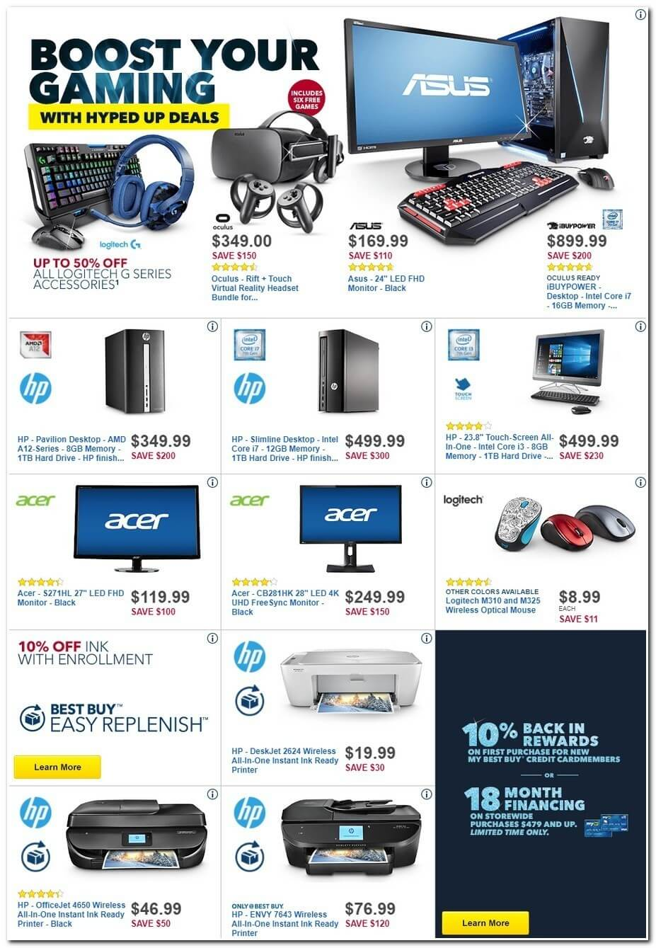 Best Buy Black Friday Ad 2017
