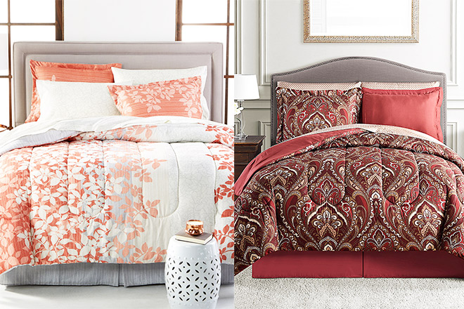 8 Piece Bedding Sets Only 29 99 Reg 100 At Macy S