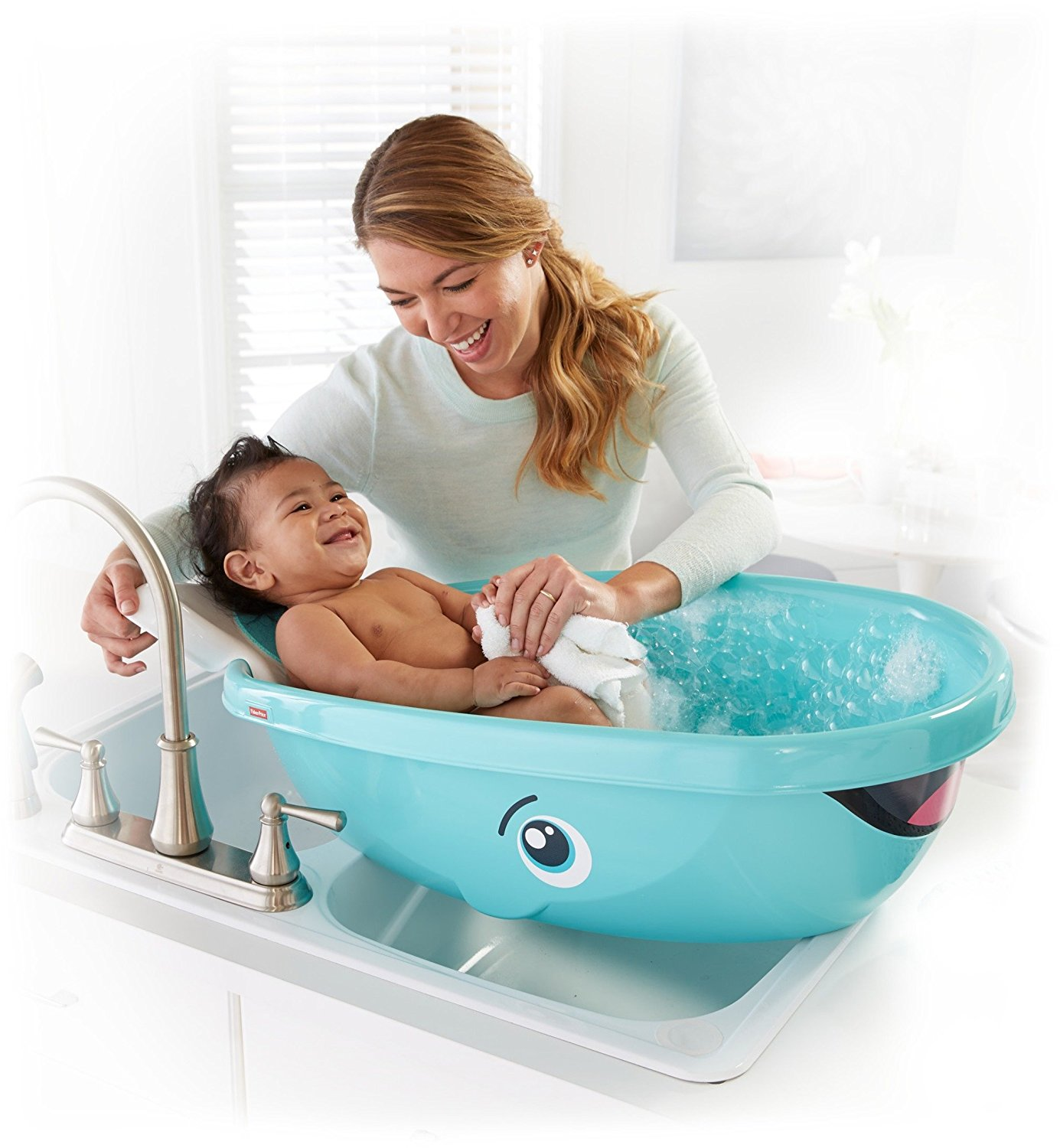 Fisher-Price Whale of a Tub Bathtub Only $16.49 (Reg. $25)