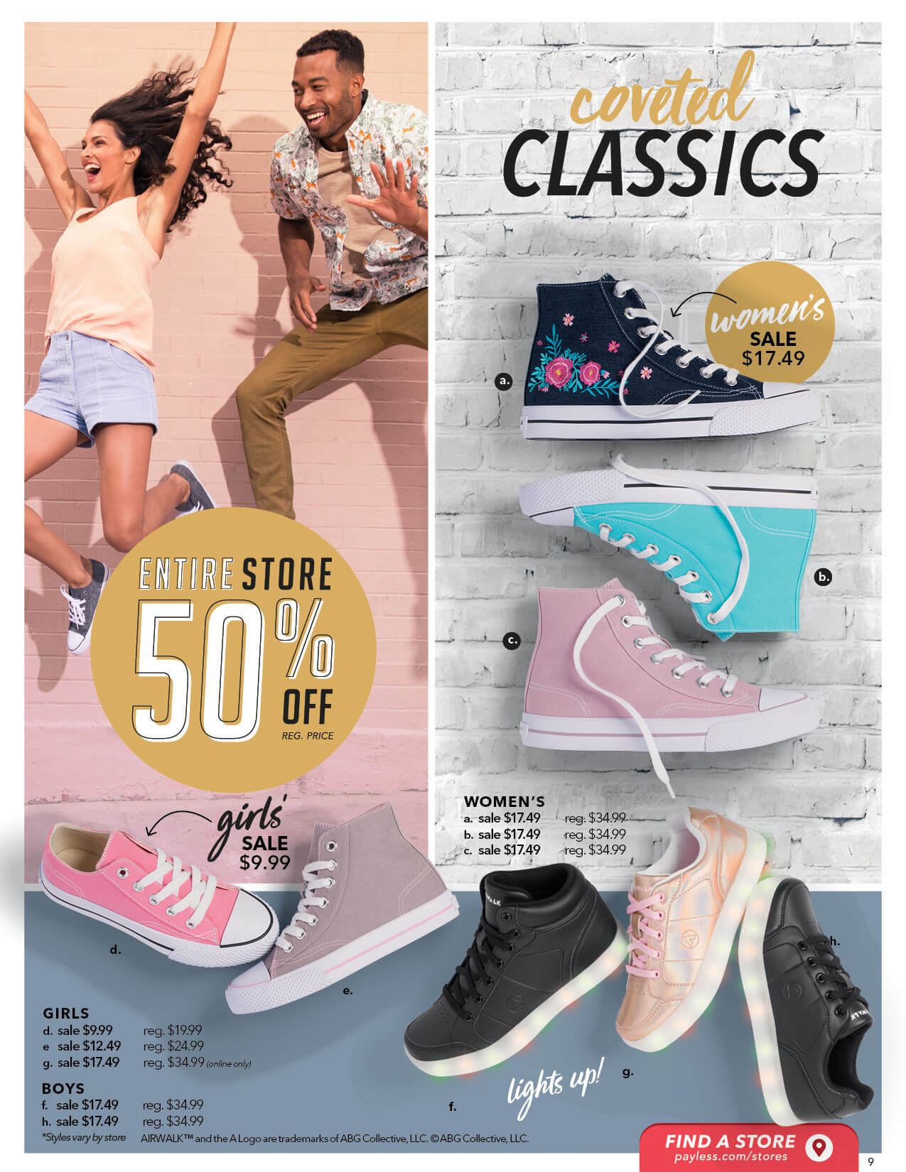 Payless Shoesource Black Friday Ad 2017