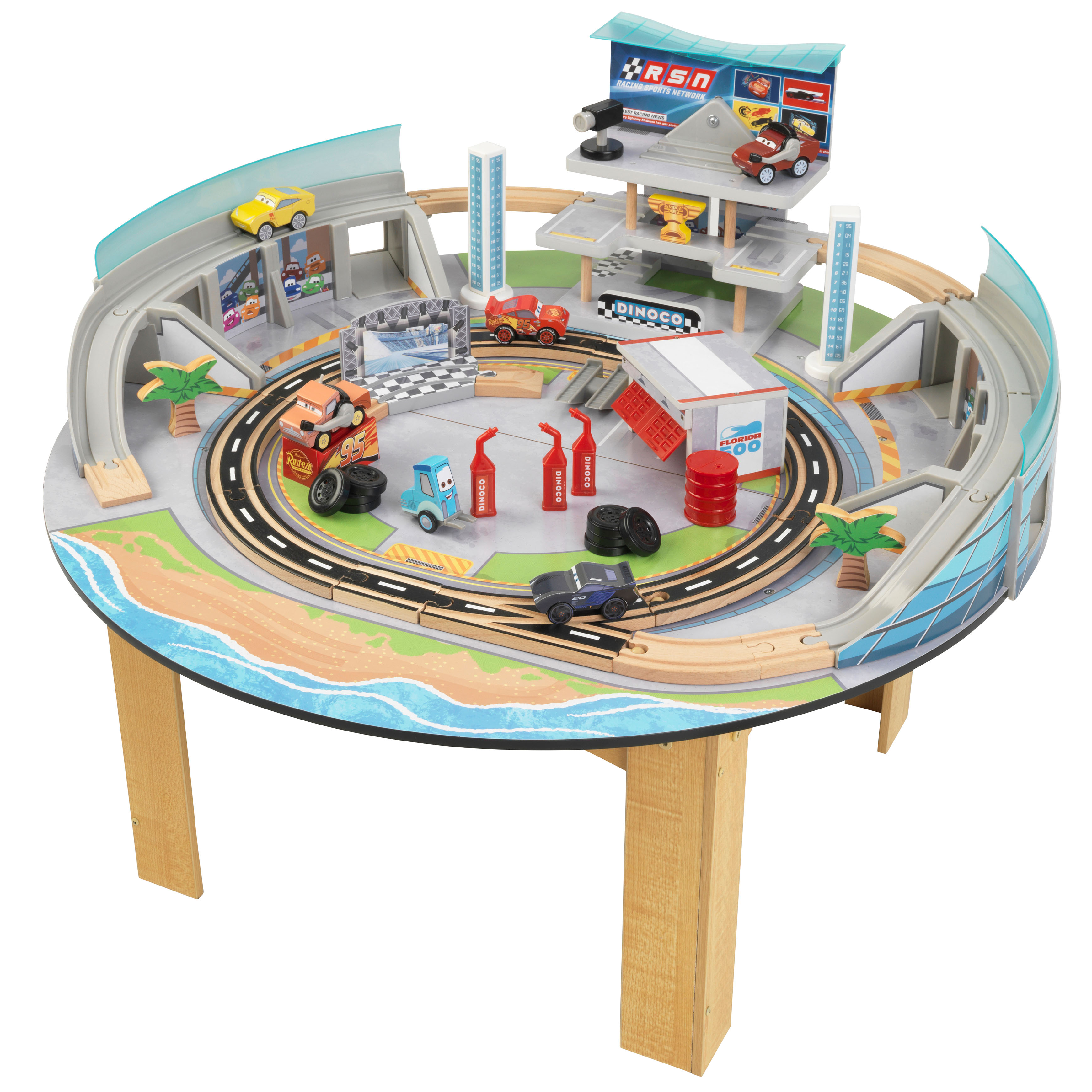 If You Have A Cars 3 Fan In Your List Will Not Want To Miss This Next Deal Right Now At Can Pick Up Florida Racetrack Table