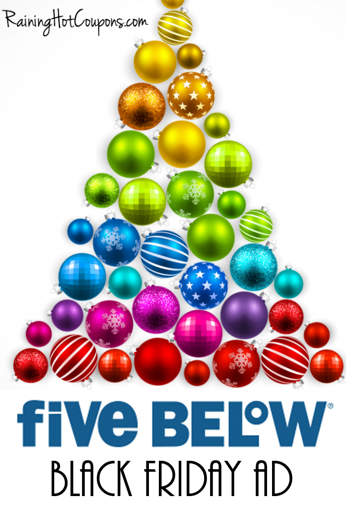 The Five Below Black Friday Ad 2018 Has Been Released And Its A 4 Pages Long I Have Never Heard Of This Store Website But After Browsing Their Ad