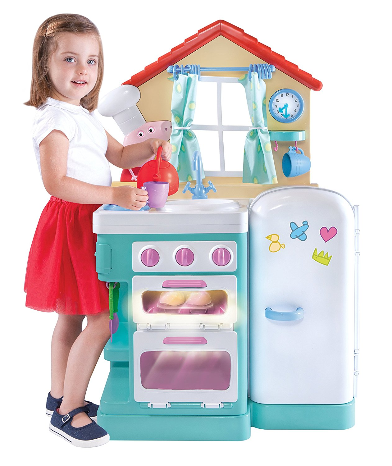 Peppa Pig Giggle & Bake Kitchen ONLY $46.45 Shipped (Reg. $80 ...