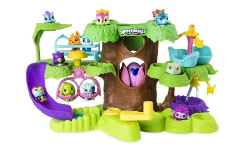 Hatchimals Hatchery Nursery Playset With Exclusive