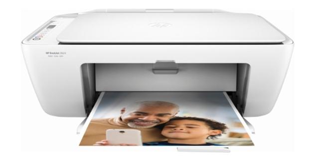 HP DeskJet 2624 Wireless All-In-One Instant Ink Ready ...