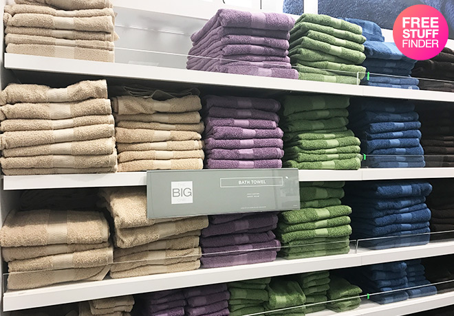 Kohls Bath Towels Classy The Big One Solid Bath Towels As Low As 6060 Reg 60 At Kohl's