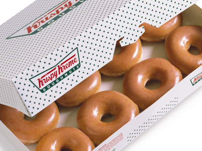 Krispy kreme coupons 2018 october