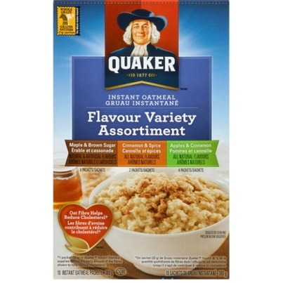 Quaker oatmeal coupons december 2018