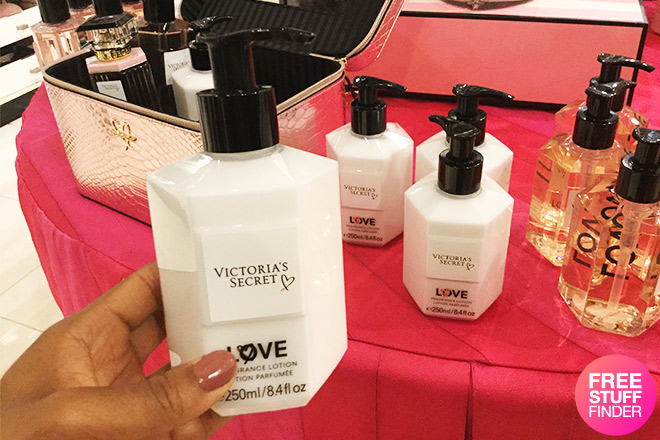 Calling All Of You Victoria S Secret Fans Me Starting 1 9 You Can Get Free Love Lotion With