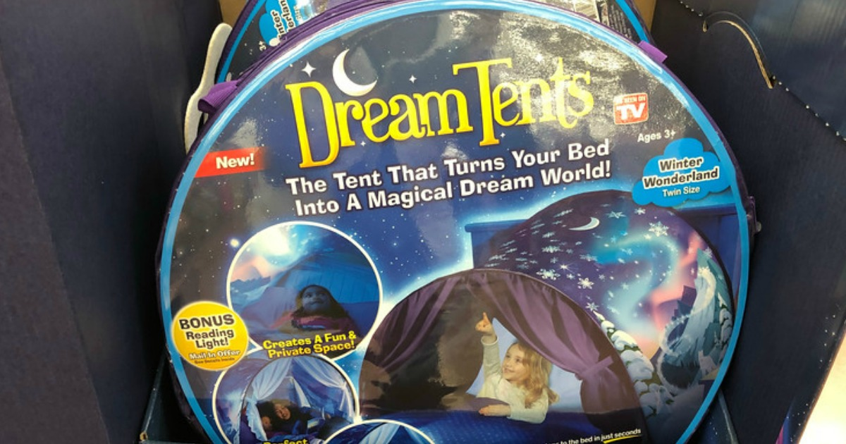 Home Depot Dream Tents Only 4 97 Reg 20