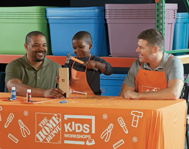 Home Depot Free Build A Periscope Workshop Kids Build Toy