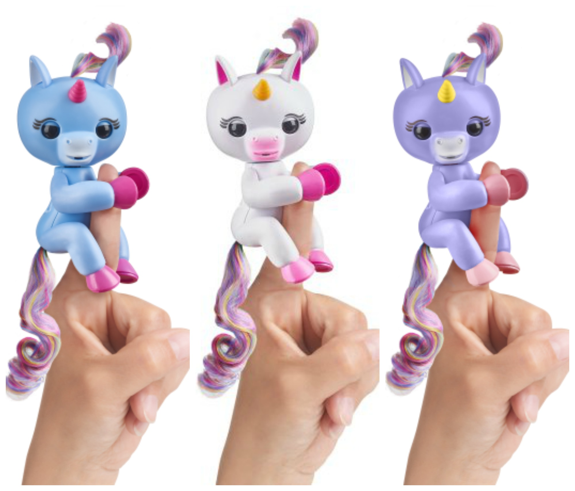 Wowwee Fingerlings Interactive Baby Unicorn Only 14 84