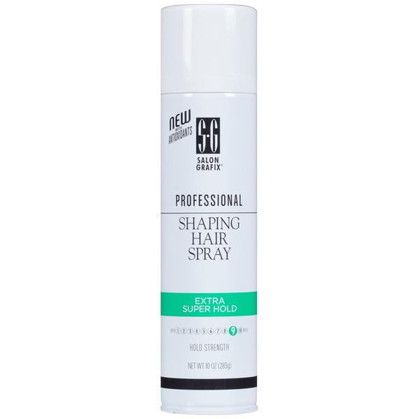 Target Salon Grafix Hair Spray Extra Super Hold Only 1