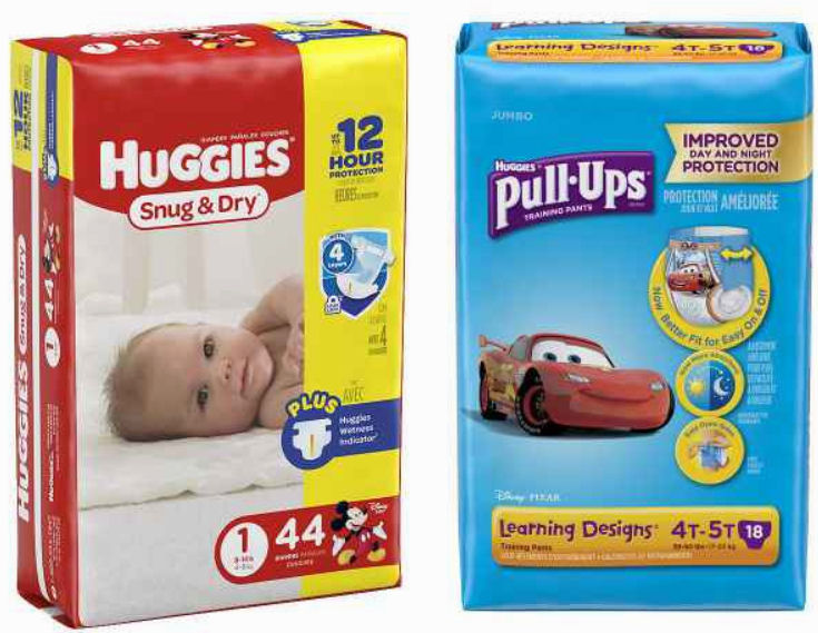 Cvs Huggies Amp Pull Ups Only 5 10 5 Disney E Gift Card