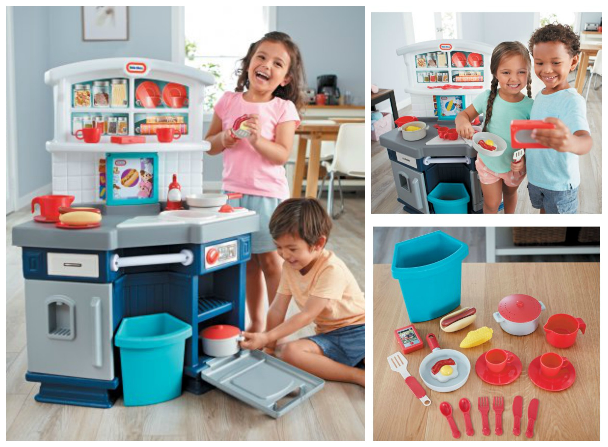 Little Tikes Cook With Me Kitchen Only 49 Reg 80