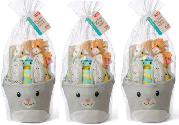 Target infantino easter basket of toys only 1199 great last if you are in need of a last minute easter gift idea for a baby check out this hot deal head over to your nearest target to score a infantino easter negle Gallery