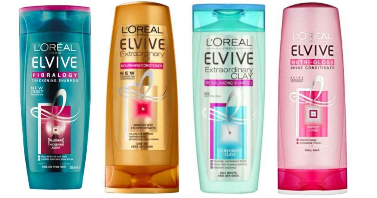 Shampoo coupons