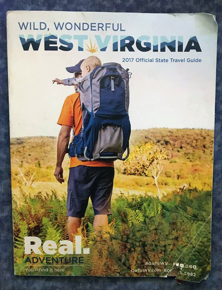 Get a Free WV Travel Guide - Almost Heaven - West Virginia
