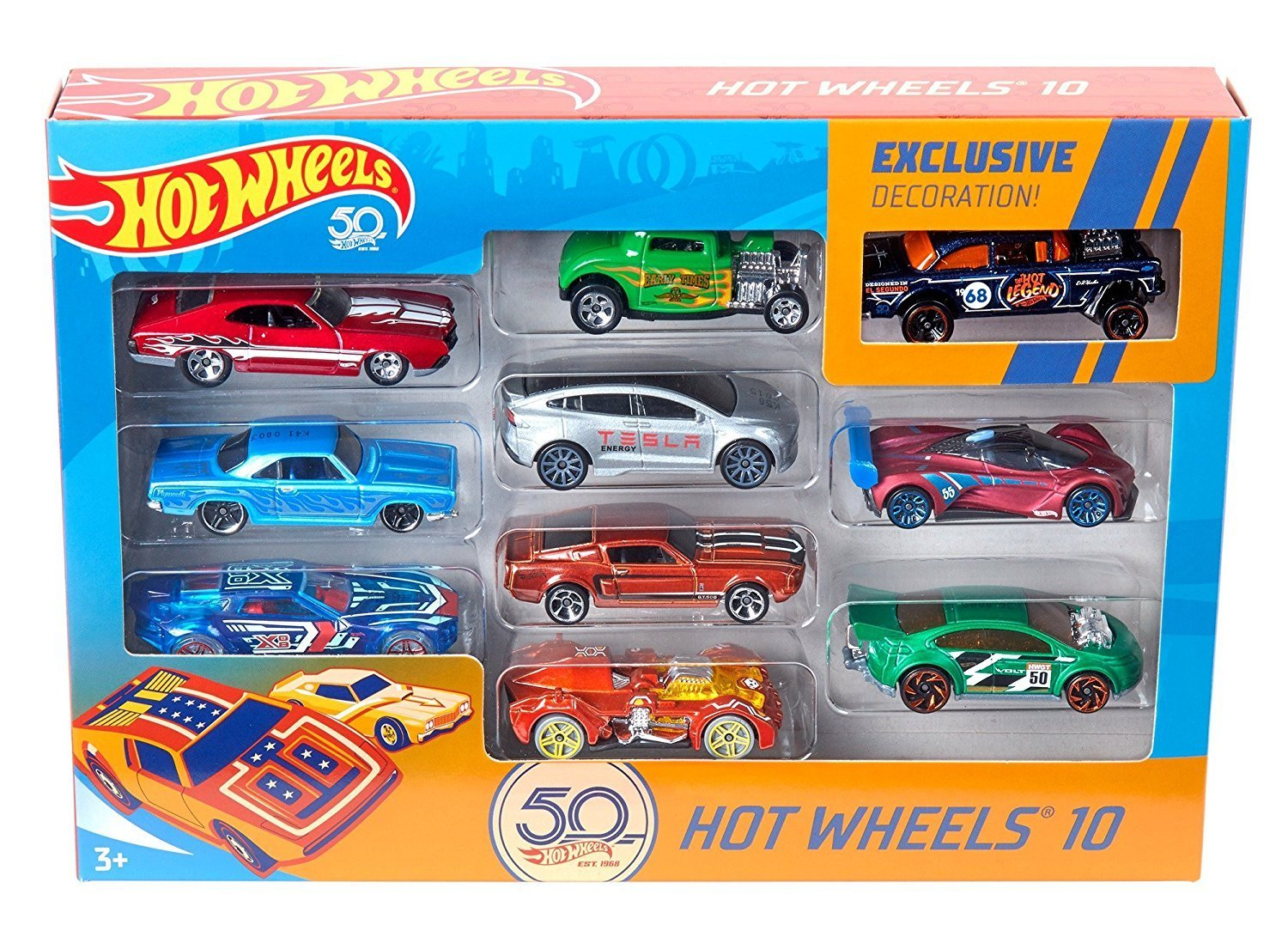 *Preorder* Hot Wheels 50th Anniversary Vehicles Pack ONLY $12.99!