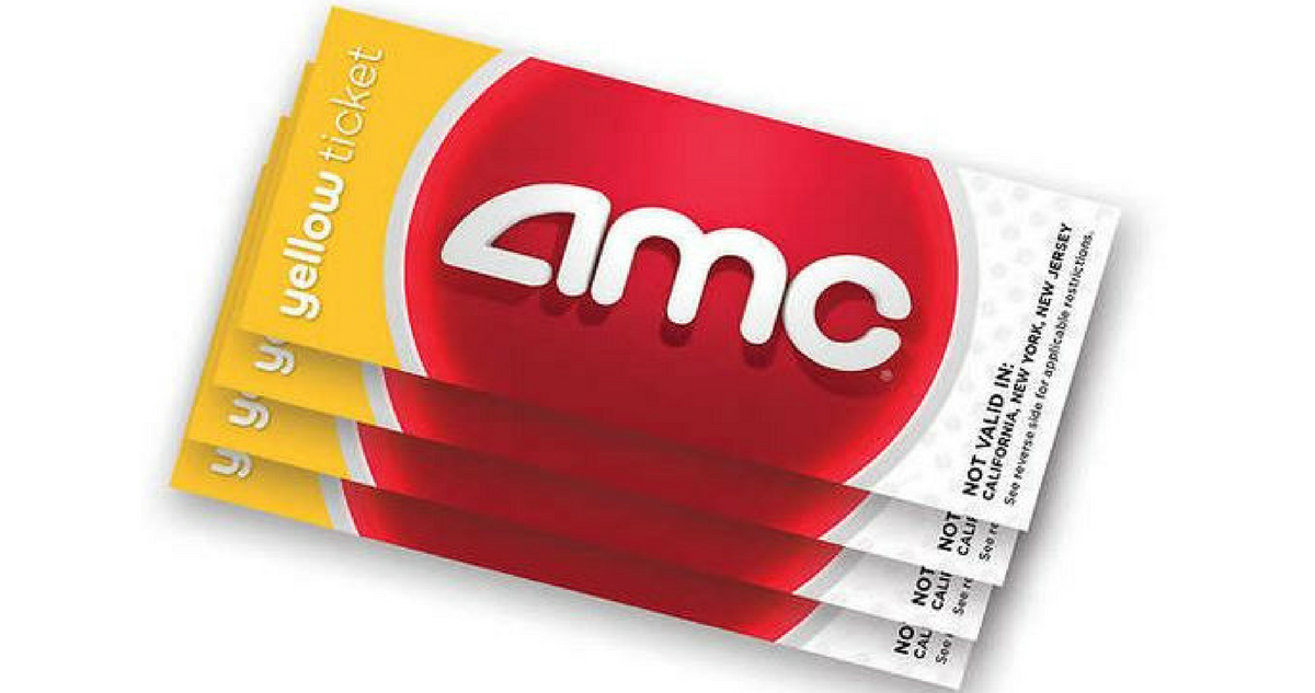 graphic regarding Amc Printable Coupons named 2 Free of charge Online video Tickets at AMC Theatres