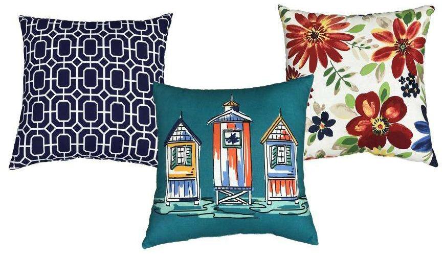 Home Depot Decorative Outdoor Throw Pillows Only 40 Reg 40 Fascinating Home Depot Decorative Pillows