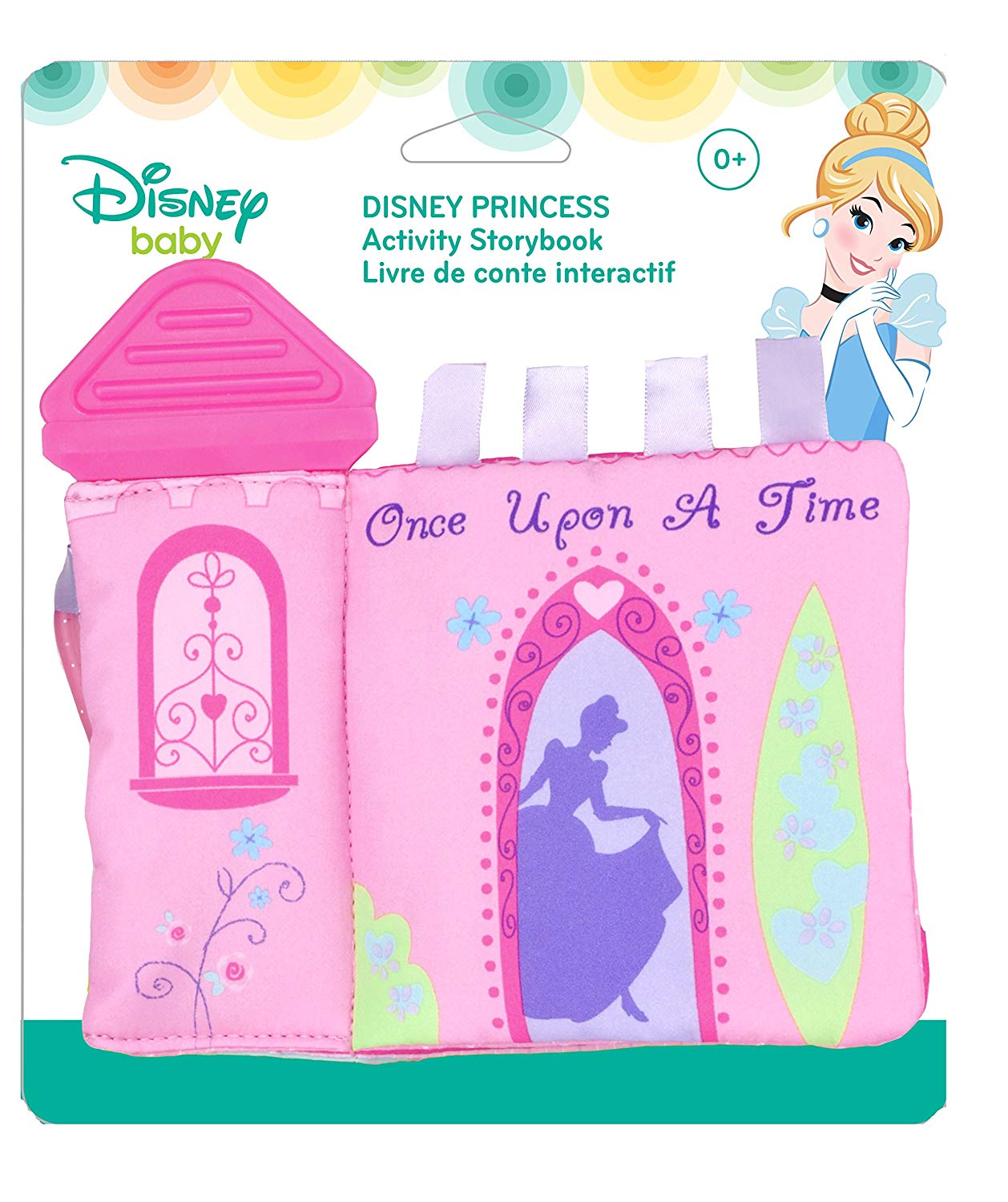Disney Baby Disney Princess On The Go Activity Teether