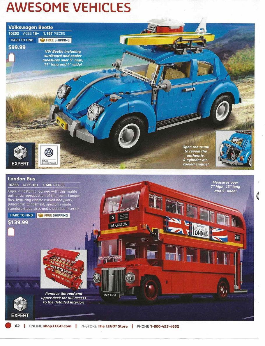 Lego Christmas Catalog Ad 2018