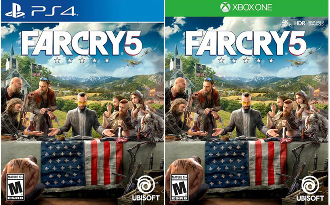 Far Cry 5 ONLY $19 99 (Reg  $60)! Today Only!