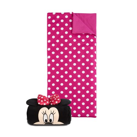 Disney Minnie Mouse Nap Mat With Bonus Carry Bag Only 12