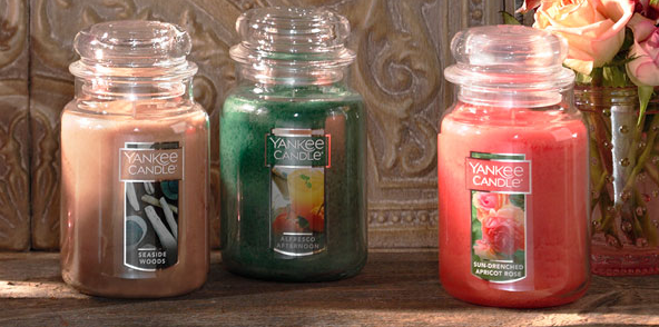 Buy 1 Get 2 FREE Car Fragrances coupon at Yankee Candle